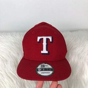 Texas Rangers New Era Red On Field 59FIFTY